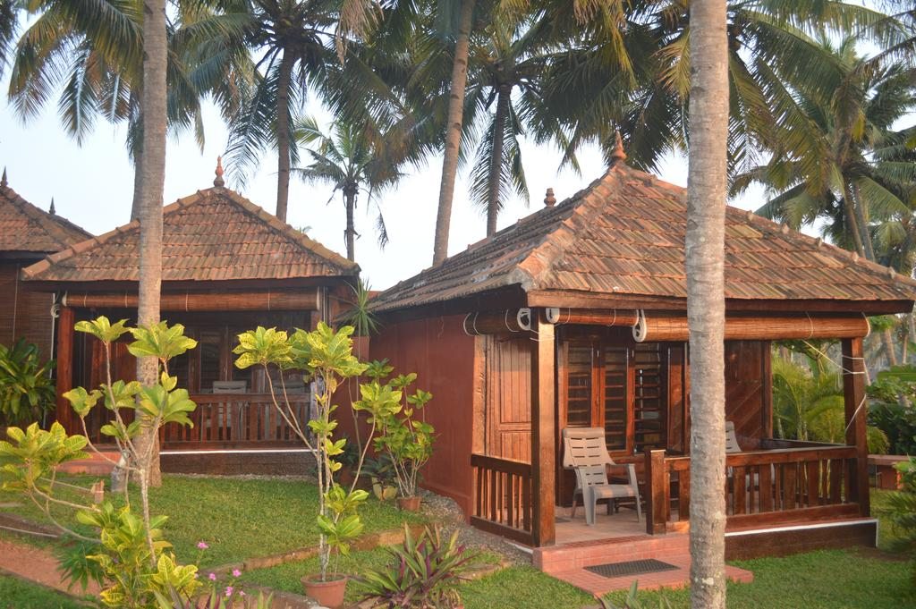 Wood House Beach Resort, Varkala, Kerala