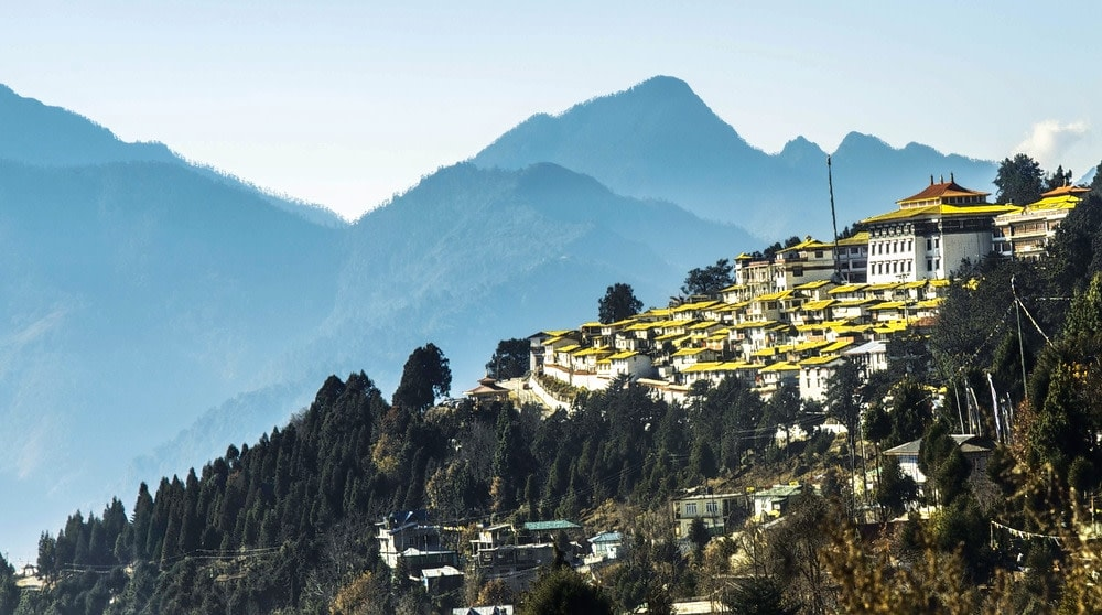 Places to visit in Tawang - Gorichen Peak