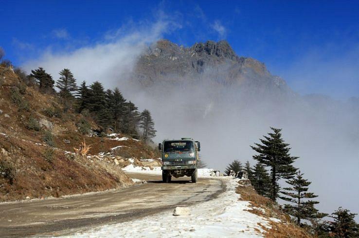 places to visit in Tawang - Sela Pass