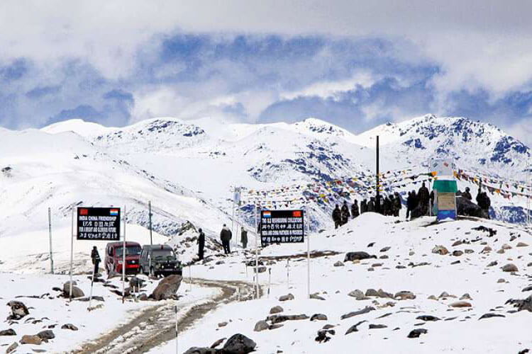 Places to visit in Tawang - Bumla Pass