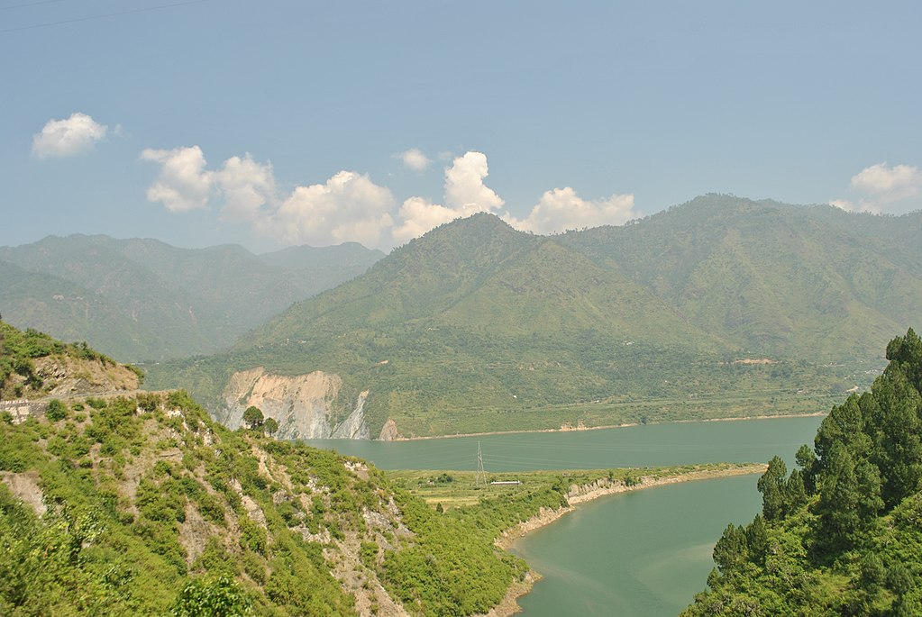 Biggest Dams in India - Tehri Dam
