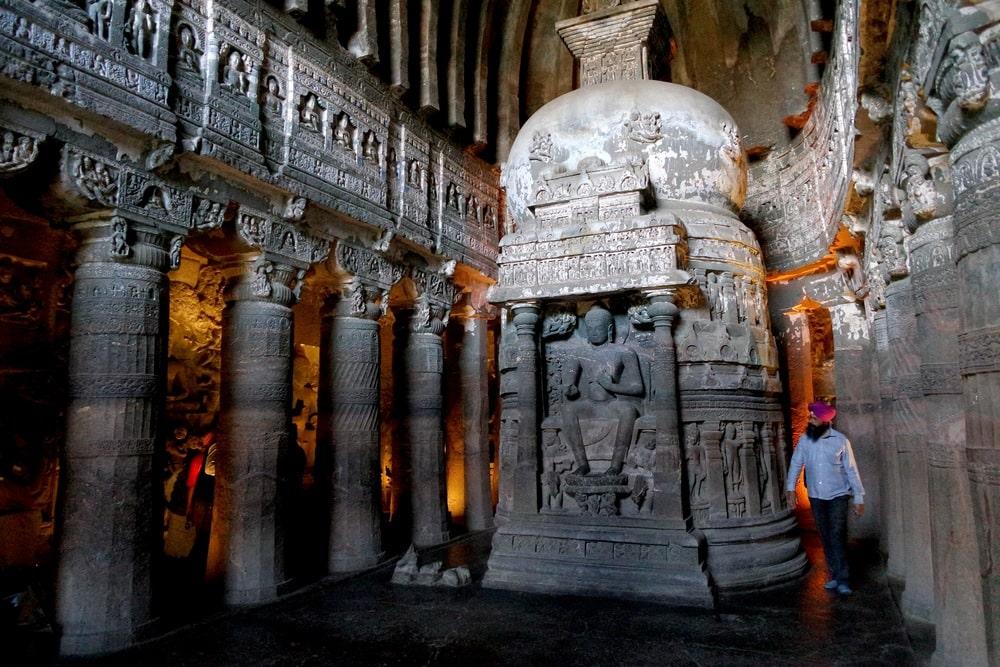 Caves in India - Ajanta Caves