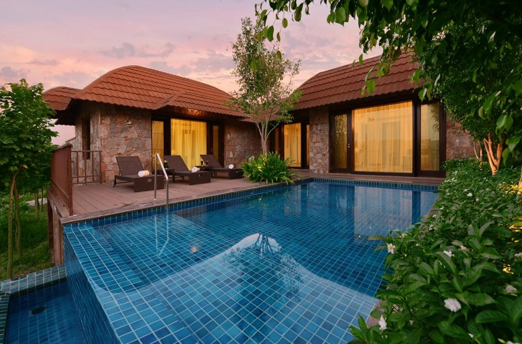 Resorts in Rajasthan - Ananta Resort, Udaipur