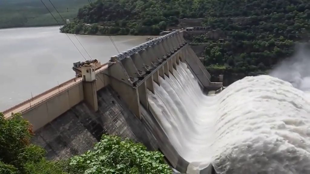 Biggest Dams in India - Bhakra Nangal Dam