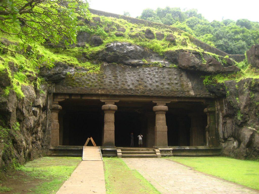 Caves in India - Elephanta Caves, Maharashtra