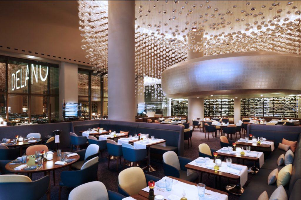 Mandalay Bay Restaurants - Rivea Las Vegas at Delano Las Vegas