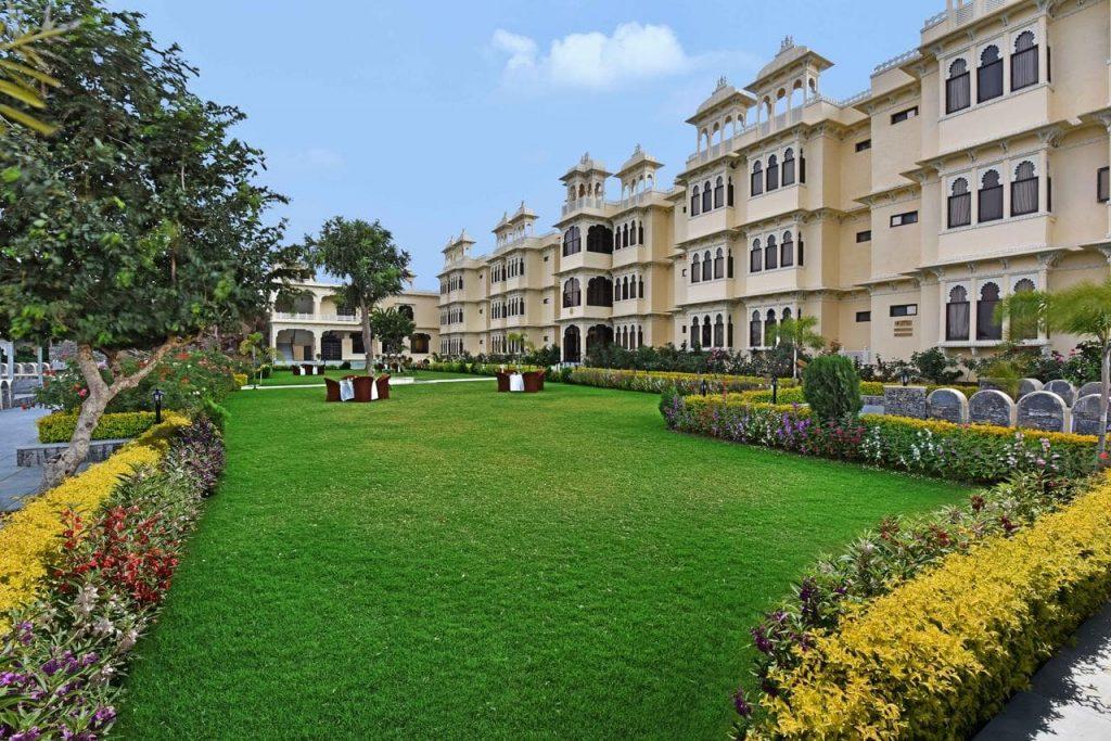 Resorts in Rajasthan - The Kumbha Bagh