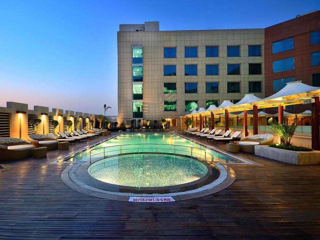 5 Star Hotels In Chennai - Radisson Blu Hotel