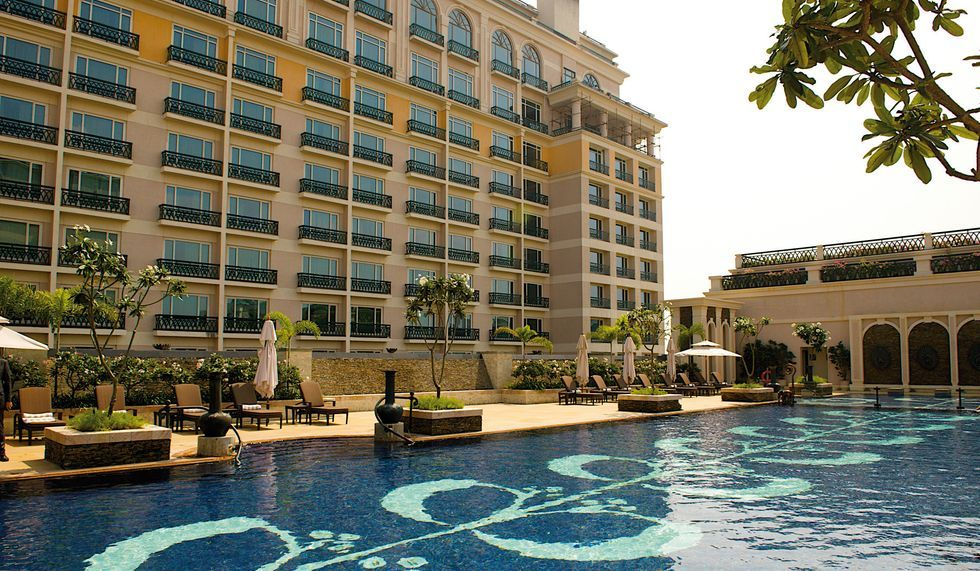 5 Star Hotels In Chennai - The Leela Palace