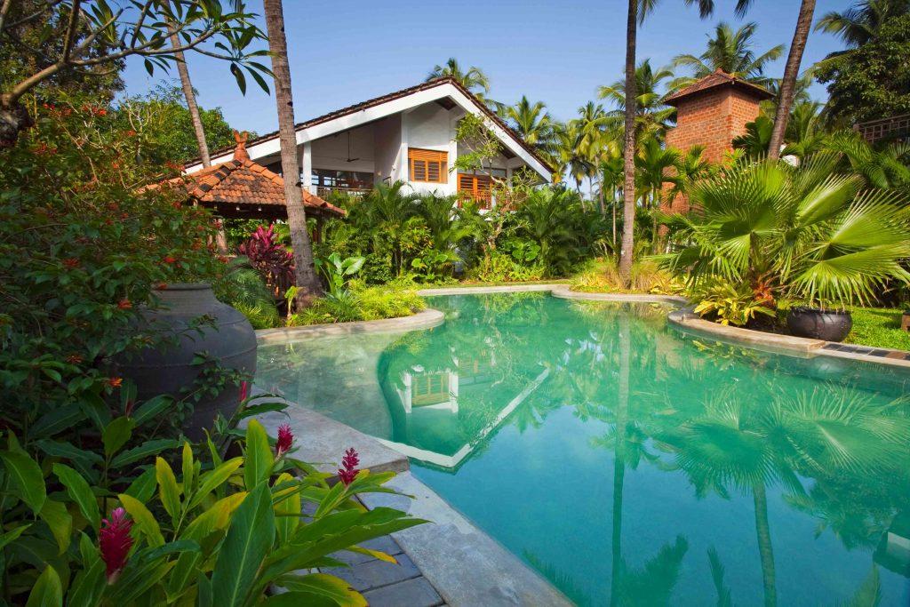 Where to stay in Goa India - Coco Shambhala luxury villas
