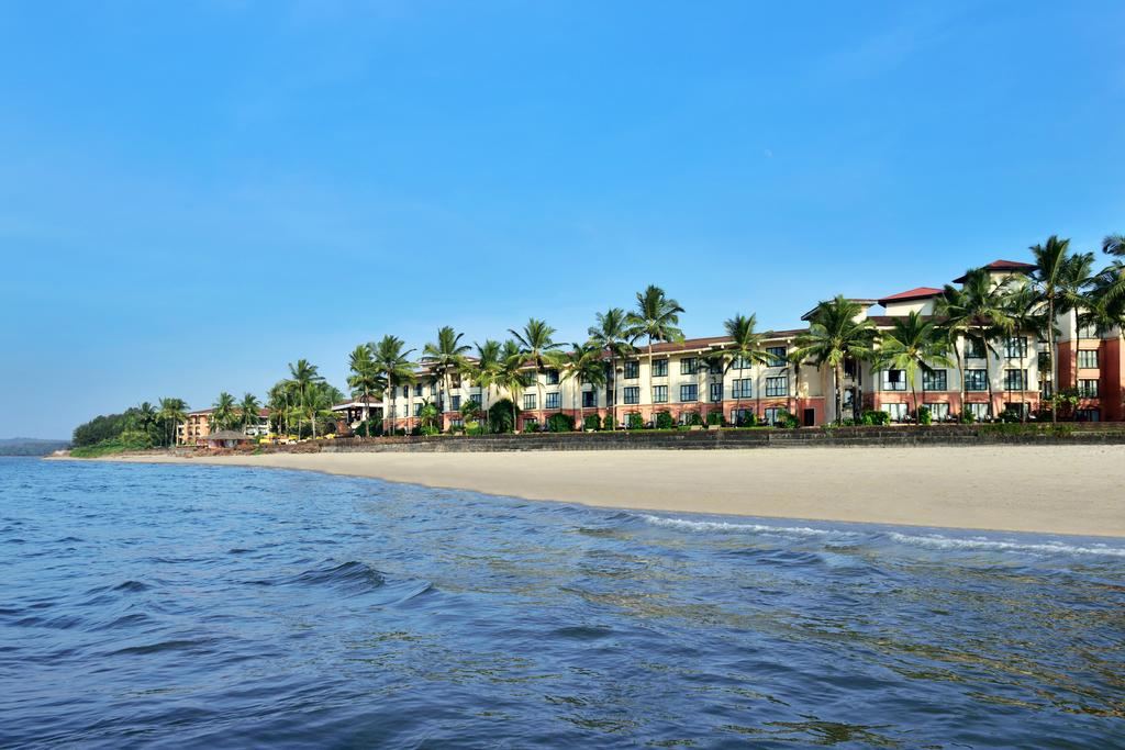 Where to stay in Goa India - Goa Marriott resort & spa