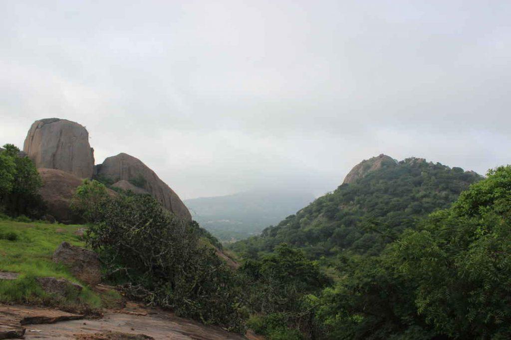 Ramadevara Betta Hill, Ramanagara - Travelpedia