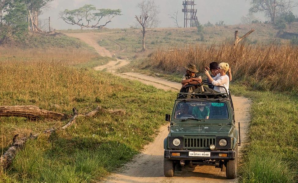 Rajaji National Park Dehradun
