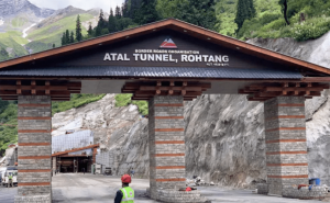 Atal Tunnel: The Longest Tunnel in The World