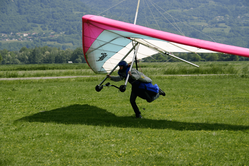Hang Gliding in Bir Billing