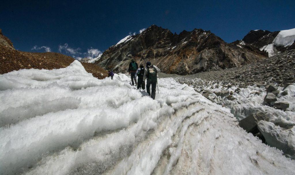 Kalindi khal Trek - Trekking Places in Uttarakhand