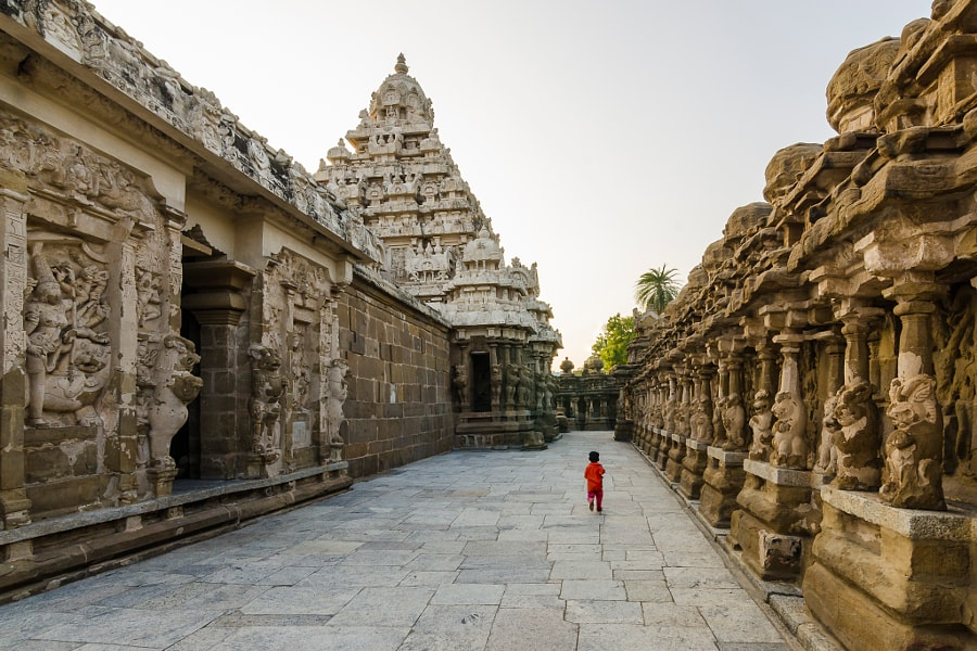 Kanchi Kailasanathar Temple - Travelpedia