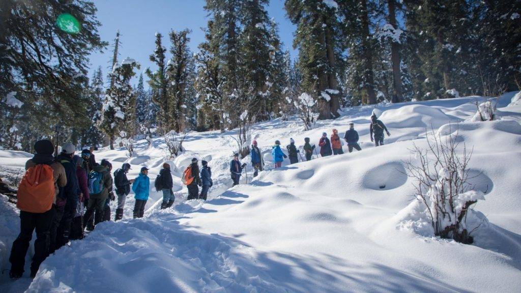 Kedarkantha Trek  - Trekking Places in Uttarakhand