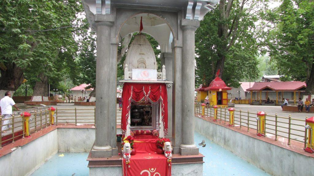 Ksheer Bhawani Temple