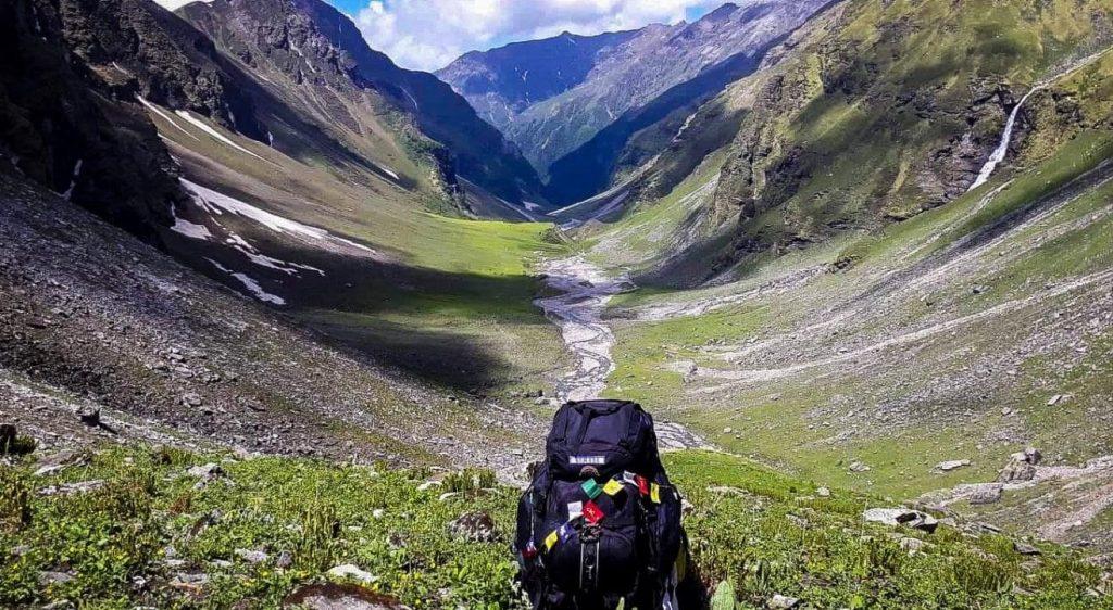 Rupin Pass Trek - Trekking Places in Uttarakhand