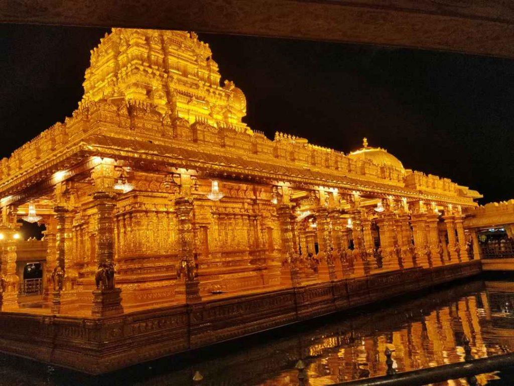 Sri Laxmi Narayanan Golden Temple - Travelpedia