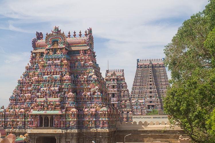 Sri Ranganathaswamy Temple - Travelpedia