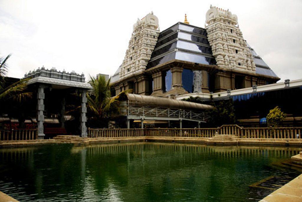 ISKCON Temple Bangalore - Travelpedia