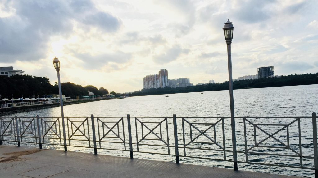 Nagavara Lake - Travelpedia