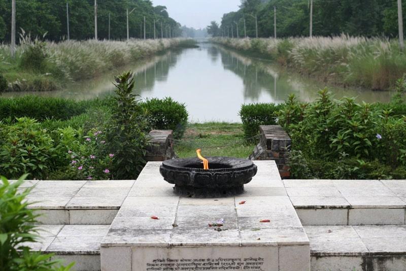 Lumbini Garden - Travelpedia