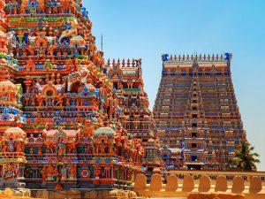 Biggest Temple in India