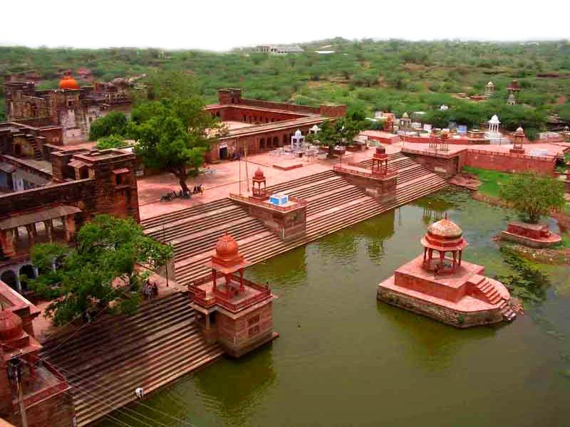 Machkund Temple