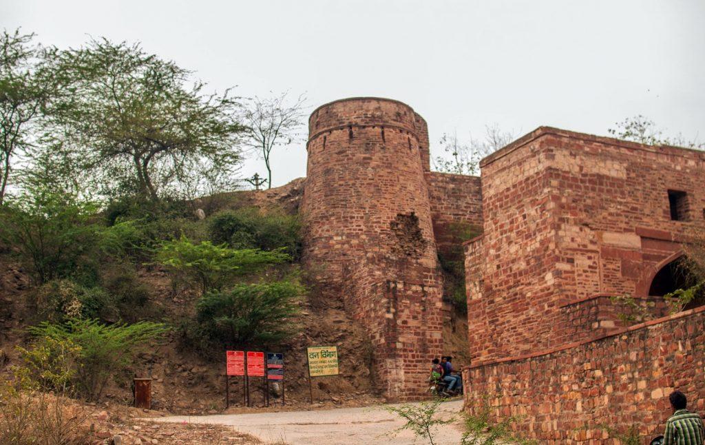 Shergarh Fort Dholpur