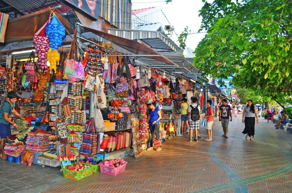 Burma Bazaar in Chennai
